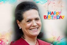 सोनिया गांधी का 72वां जन्मदिन आज, पीएम मोदी समेत कई नेताओं ने दी बधाई
