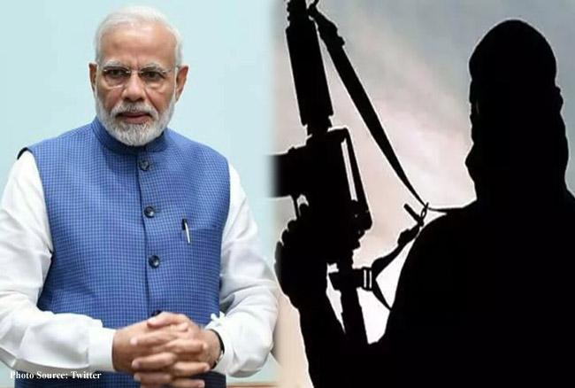 प्रधानमंत्री नरेंद्र मोदी की हत्या की साजिश रचने वाले आतंकी को फांसी की सजा