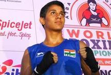 छह भारतीय मुक्केबाज एशियाई खेलों की परीक्षण प्रतियोगिता के फाइनल में किया प्रवेश