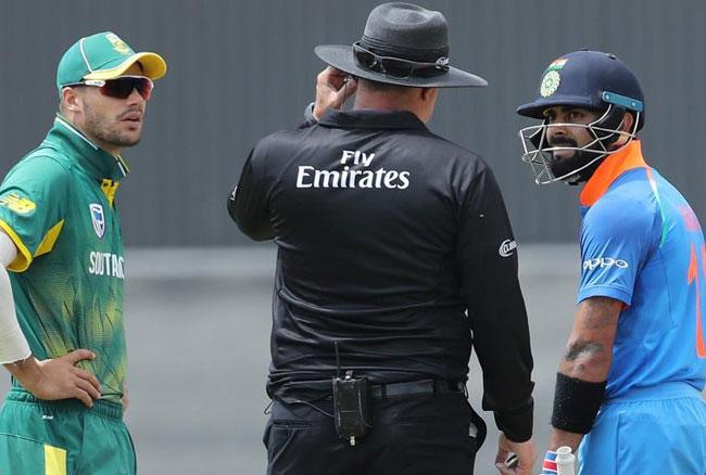 IND vs SA: दूसरे मैच में बाबा आदम के इस नियम से मचा बवाल, ICC की हुई किरकिरी
