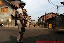 कश्मीर घाटी में अलग-अलग हमले में आतंकियों ने की दो पुलिसकर्मियों की हत्या