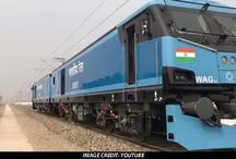 मधेपुरा में बनी भारत की पहली पावरफुल एसी इलेक्ट्रिक इंजन, फ्रांस की कंपनी ALSTOM ने किया तैयार, देखें वीडियो