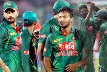 निदाहास ट्रॉफी: इस 'नेक काम' में भारत से आगे निकले बांग्लादेशी क्रिकेटर, काली पट्टी बांधकर खेल रहे हैं आज का मैच