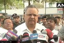 सुकमा नक्सली हमले के बाद सीएम रमन सिंह का बड़ा बयान