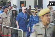 राजस्थान यात्रा के दौरान घायल हुईं पूर्व अमेरिकी विदेश मंत्री हिलेरी क्लिंटन