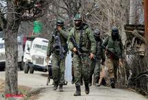 जम्मू कश्मीर में पुलिस ने तीन आतंकवादियों को मार गिराया