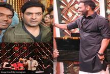 कपिल के नए शो 'फैमिली टाइम विद कपिल शर्मा' पर पड़ी RAID