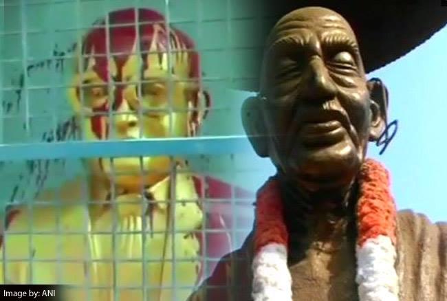 मूर्तितोड़ पॉलिटिक्स: केरल में महात्मा गांधी की मूर्ति तोड़ने वाला हुआ गिरफ्तार