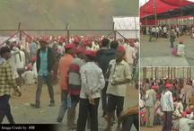 मुंबई के आजाद मैदान में जमे हजारों किसान, सीएम से मिलेगा प्रतिनिधिमंडल