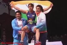 एशियाई कुश्ती चैम्पियनशिप: स्वर्ण पदक जीतने वाली पहली महिला पहलवान बनी नवजोत कौर