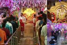 देशभर में रामनवमी की धूम, मंदिरों में दर्शन के लिए उमड़ी भक्तों की भीड़