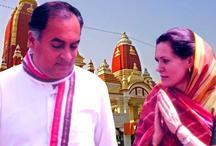 'मैं और राजीव भी जाते थे मंदिर लेकिन वोटो के लिए कभी दिखावा नहीं किया': सोनिया गांधी