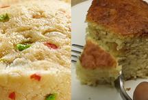 सूजी उपमा केक रेसिपी: खाने के बाद पति और बच्चे हो जाएंगे हैप्पी एंड हैल्थी