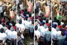Video: पंचायत के तुगलकी फरमान पर पति ने महिला को पेड़ से बांधकर पीटा, तमाशबीन बने रहे लोग