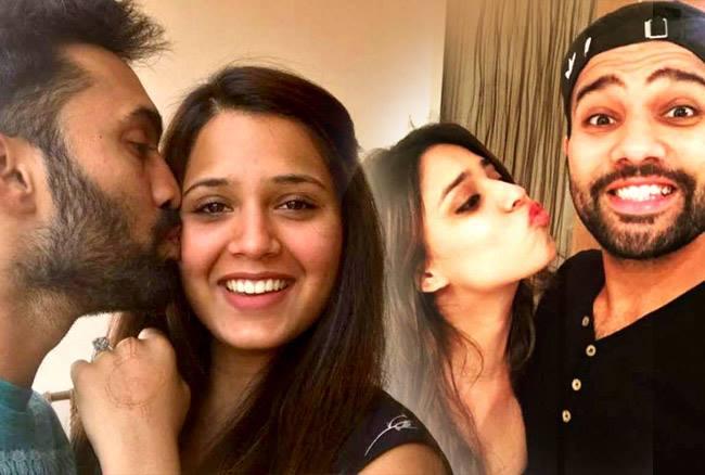 IPL 2018: आईपीएल में पहली बार शादीशुदा हैं सभी कप्तान, देखिए उनकी वाइफ की तस्वीरें