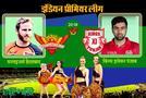IPL 2018: सनराइजर्स  हैदराबाद की शानदार गेंदबाजी, पंजाब को 13 रन से हराया