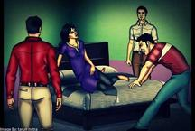 नाबालिग लड़की के साथ 10 लोगों ने किया बलात्कार
