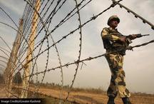 जम्मू-कश्मीर के अरनिया सेक्टर में थाने पर गिरा मोर्टार, अभी भी पाक की तरफ से फायरिंग जारी