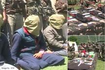 जम्मू-कश्मीर: सुरक्षाबलों ने लश्कर-ए-तैयबा के 4 आतंकी पकड़े, 6 सहयोगी भी किए गिरफ्तार
