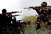 जम्मू-कश्मीर: अरनिया सेक्टर और आसपास के इलाकों में फिर पाक की तरफ से फायरिंग जारी, 6 लोग घायल
