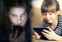 बच्चों की आंखों को नुकसान पहुंचाता है मोबाइल, जानें बच्चों को इनसे दूर रखने के तरीके