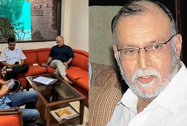 दिल्ली: सीएम केजरीवाल ने केंद्र और उपराज्यपाल पर लगाया गंभीर आरोप, बोले- सिसौदिया और जैन को जबरन हटाने की कोशिश