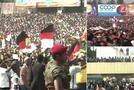 इथोपिया: प्रधानमंत्री अबी अहमद की रैली में धमाका