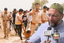 हापुड़ मॉब लिंचिंगः औवेसी ने भाजपा पर साधा निशाना, कहा- अब मुसलमानों और दलितों का सम्मान नहीं