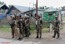 जम्मू कश्मीरः घुसपैठ कर रहे  तीन आतंकवादियों को भारतीय सेना ने किया ढेर, सर्च अभियान जारी