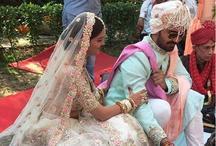 रील लाइफ किन्नर बहु ने रियल लाइफ में विलेन राजदीप के साथ रचाई शादी, फोटो हुईं वायरल
