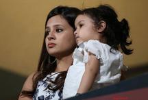 महेंद्र सिंह धोनी की पत्नी साक्षी को जान का खतरा, मांगा पिस्टल का लाइसेंस