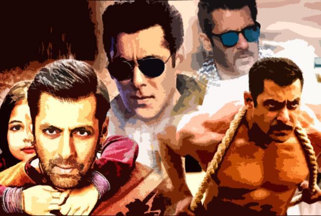 सलमान खान ने अपनी इन 10 फिल्मों का तोड़ दिया था रिकॉर्ड, बॉक्स ऑफिस पर बटोरे थे करोड़ो