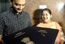 पासपोर्ट विवाद में एक और बवाल, जब्त होगा मोहम्मद अनस सिद्दीकी और उनकी पत्नी तन्वी सेठ का पासपोर्ट! शुरू हुई कार्रवाई