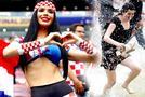 FIFAWC2018Final: फाइनल हारने के बावजूद क्रोएशिया ने बनाया दीवाना, तस्वीरों में देखें पेरिस से मुंबई तक जश्न में डूबे फैंस