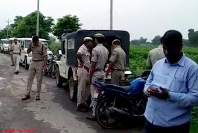 अलवर लिंचिंग मामलाः लापरवाही सामने आने पर चार पुलिसकर्मियों के खिलाफ कार्रवाई