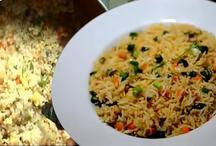 बचे हुए चावल से ऐसे फटाफट बनाएं फ्राइड राइस