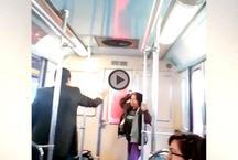 चलती ट्रेन में महिला के ऊपर कर रहा था झाड़-फूंक, फिर जो हुआ उसने कर दिया सबको हैरान