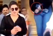 प्रियंका की लाइफ में नहीं सब ठीक! दिल्ली एयरपोर्ट पर अंगूठी छिपाती दिखीं 'देसी गर्ल', सामने आया वीडियो