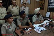 पंजाब पुलिस को मिली बड़ी कामयाबीः गैंगस्टर और उसका साथी गिरफ्तार, हथियार बरामद