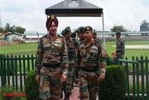 लेफ्टिनेंट जनरल रणबीर सिंह दो दिवसीय यात्रा पर श्रीनगर पहुंचे, मौजूदा सुरक्षा स्थिति की समीक्षा करेंगे