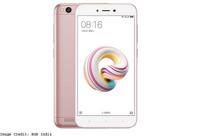 Xiaomi Redmi 5A स्मार्टफोन की प्री-ऑर्डर सेल शुरू, मिलेंगे खास ऑफर्स और शानदार डिल्स