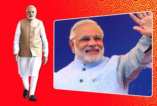 पीएम मोदी अपने कुर्ते के कॉलर को गर्दन के पास से हमेशा दबाकर रखते हैं क्योंकि वो बॉलीवुड के पहले सुपरस्टार और काका के नाम से प्रसिद्ध एक्टर राजेश खन्ना को अपना स्टाइल गुरू मानते हैं।