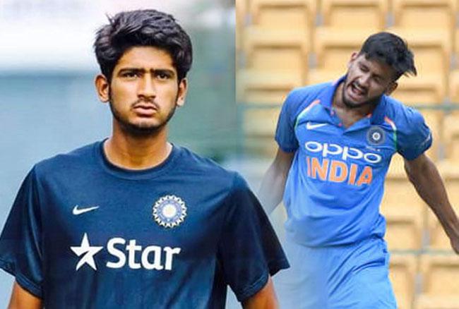टीम इंडिया में शामिल किए गए खलील अहमद के कंपाउंडर पिता बनाना चाहते थे., जानें कैसे बने क्रिकेटर