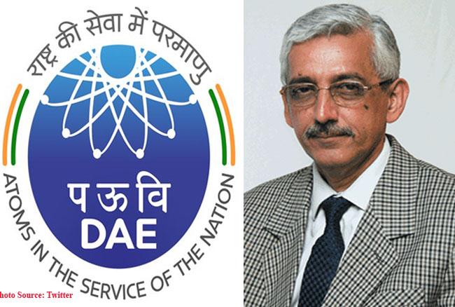 परमाणु ऊर्जा आयोग के प्रमुख बने भाभा परमाणु अनुसंधान संस्थान के निदेशक के एन व्यास