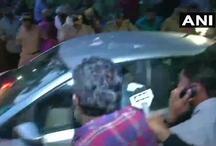 नन रेप केस: केरल पुलिस के सामने पेश हुए बिशप फ्रैंको मुलक्कल, सीपीआई कार्यकर्ताओं ने किया प्रदर्शन