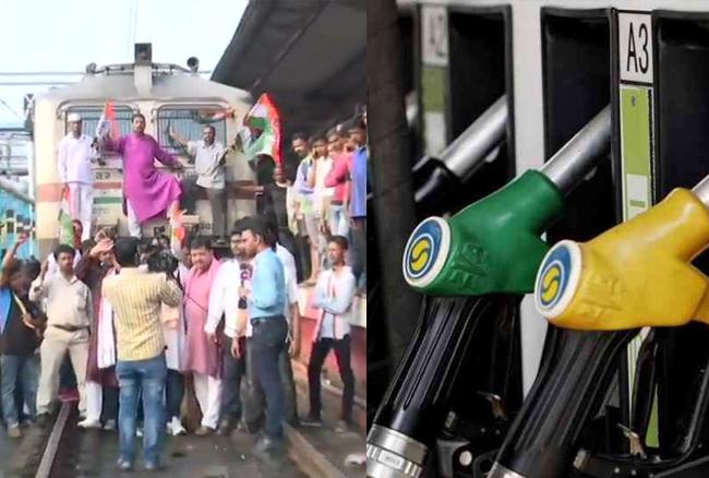 भारत बंद के दिन भी बढ़ें पेट्रोल-डीजल के दाम, जानें एक हफ्ते में कितना हुआ इजाफा