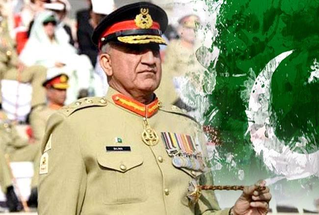 पाक आर्मी चीफ कमर बाजवा ने उगला भारत के खिलाफ जहर, कही ये बड़ी बात