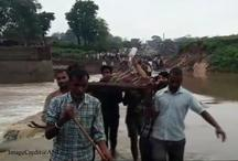 VIDEO: केरल, यूपी के बाद अब राजस्थान में बाढ़ जैसे हालात, लोगों में बैठा डर