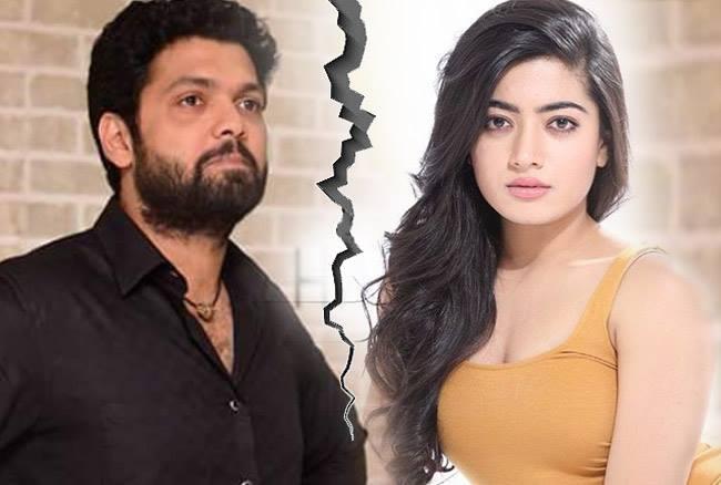Shocking: कन्नड़ अभिनेत्री रश्मिका ने इस कारण मंगेतर रक्षित से तोड़ी अपनी सगाई