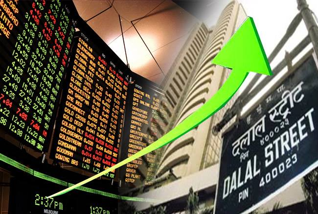 शुरुआती झटके से उबरा शेयर बाजार, सेंसेक्स 190 अंक लाभ में